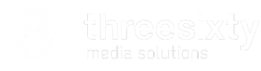Threesixty Media Solutions Logo
